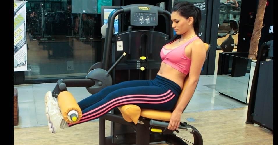 Cadeira Extensora: 5 Exercícios para Ganho Máximo!