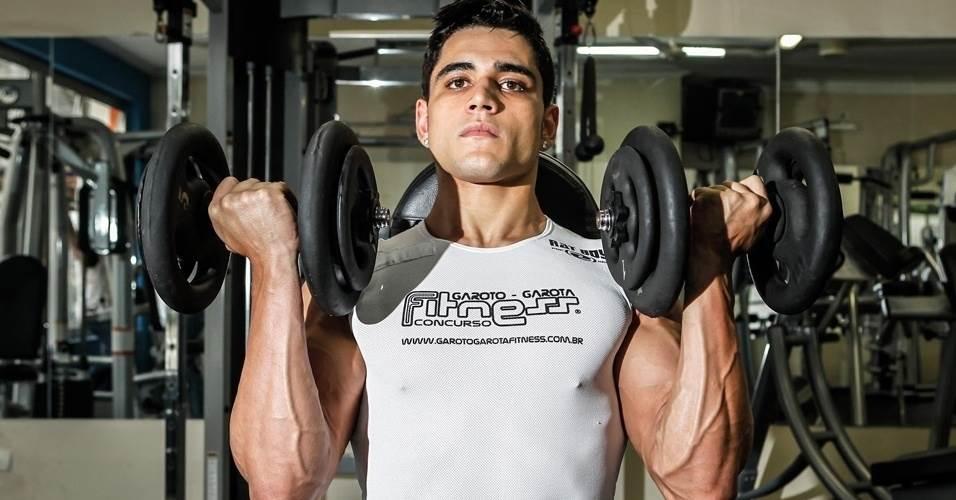 7 Variações de Rosca para Turbinar o Bíceps