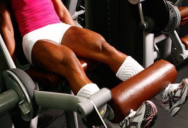 Como ter Pernas Grossas e Definidas - Exercícios para Mulheres