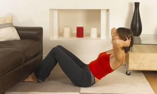 10 Exercícios para Perder Barriga em 1 Semana