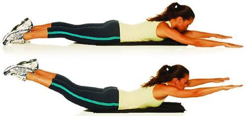 6 Exercícios para Lombar que Fortalecem e Reduzem a Dor