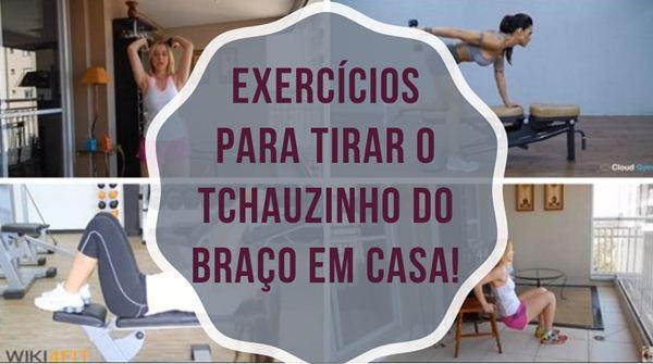 6 Exercícios para Tirar o Tchauzinho do Braço e Acabar com a Flacidez!